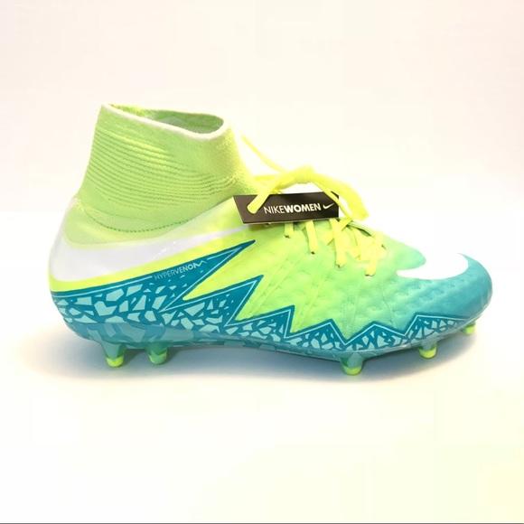 sports shoes 4c3b9 4b577 Nike Hypervenom Phantom II FG ACC Soccer Cleats. M 5b3d8406de6f62b0ff1f01d8